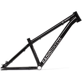 """Radio Bikes GRIFFIN 26"""" Telaio, black"""